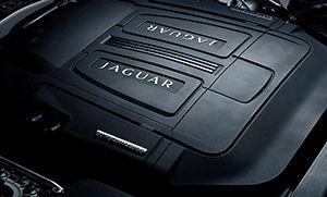 Ремонт двигателя Jaguar XK 2011