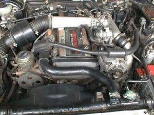 двигатель Toyota 1g gze