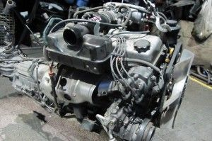 двигатель Toyota 3rz