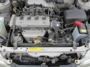двигатель Toyota 5a fe