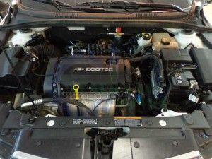 двигатель Chevrolet 1.8 л f18d4