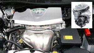 двигатель Toyota 6ar fse