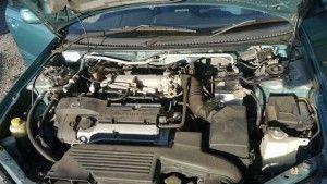двигатель Mazda zl ve