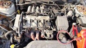 двигатель Mazda zm 1.6