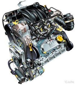 Двигатель Land Rover 18к16