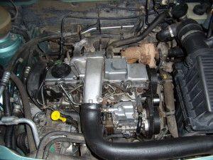 Ремонт двигателя Land Rover 20t2n