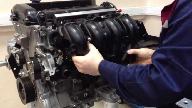Ремонт двигателя Ford qqdb 1.8