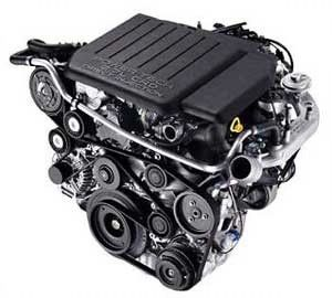 Ремонт двигателя LandRover sd4