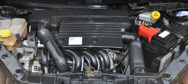 Ремонт двигателя Ford fxja