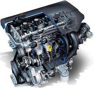 Ремонт двигателя Ford asdb