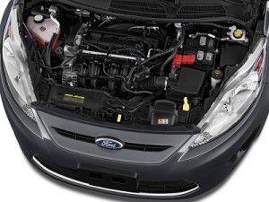Ремонт двигателя Ford 4a fhe