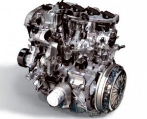 Двигатель Ford 5e fhe