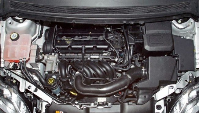 Ремонт двигателя Ford cdda 1.6