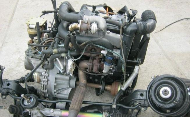 Ремонт двигателя Ford afn 1.9 tdi
