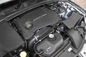 Ремонт двигателя Jaguar XF
