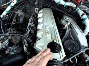 Ремонт двигателя Nissan Patrol 3.0