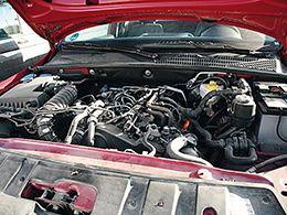 Двигатель Volkswagen Amarok