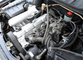 Ремонт двигателя «Ауди 100»