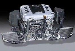 Ремонт двигателя «Ауди Q7»