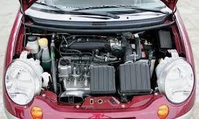 Ремонт двигателя «ДЭУ»