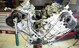 Ремонт двигателя «Мурано»
