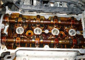 Ремонт распредвала двигателя