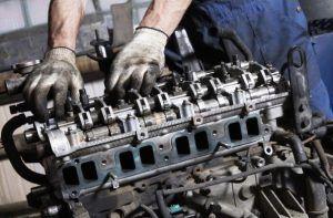 как делают переборку двигателя