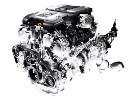 ремонт двигателей ниссан