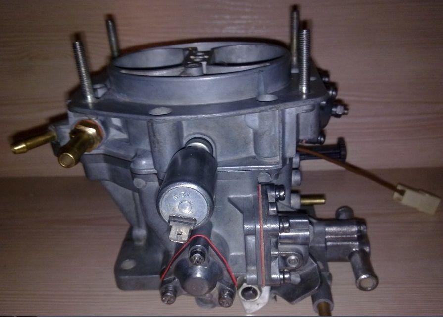 как делать ремонт карбюраторного двигателя