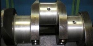 Восстановление коленчатого вала двигателя
