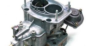 Ремонт карбюраторных двигателей