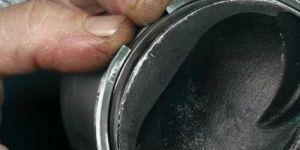 Как правильно заменить  поршневые кольца