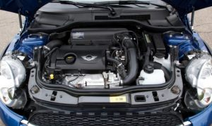 Ремонт двигателя MINI Cooper