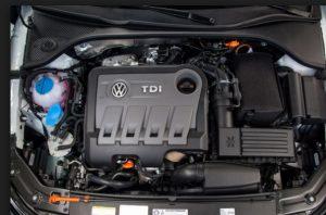Ремонт двигателя Volkswagen Passat B7
