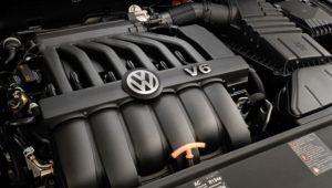 Ремонт двигателя Volkswagen Passat CC