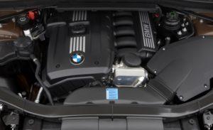 Ремонт двигателя BMW X1
