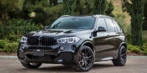 Повышенный расход масла BMW X5