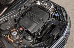 двигатель mercedes e class