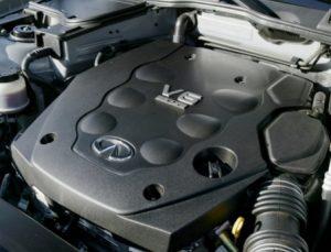 двигатель infiniti fx35