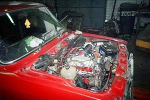 Ремонт двигателя ВАЗ