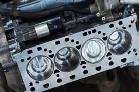 Гильзовка блока цилиндров Порше Кайен 4.5 в engine-repairing.ru