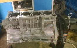 Гильзовка блока цилиндров Киа Спортейдж 3 в engine-repairing.ru