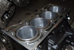 Заказать гильзовку блока цилиндров двигателя в engine-repairing.ru
