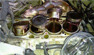 Причины детонации двигателя - engine-repairing.ru