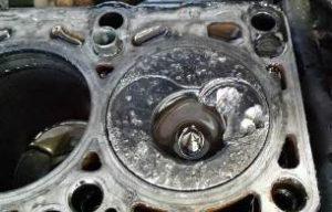 Причины попадания воды в цилиндр двигателя - engine-repairing.ru