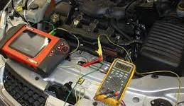 Виды диагностики двигателя