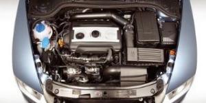 Характеристики двигателя Шкода Октавия 1,6