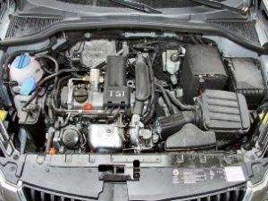Ремонт двигателя Шкода Yeti