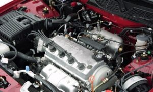 Ремонт двигателя Хонда Цивик (Honda Civic)