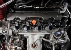 Ремонт двигателя Хонда Цивик